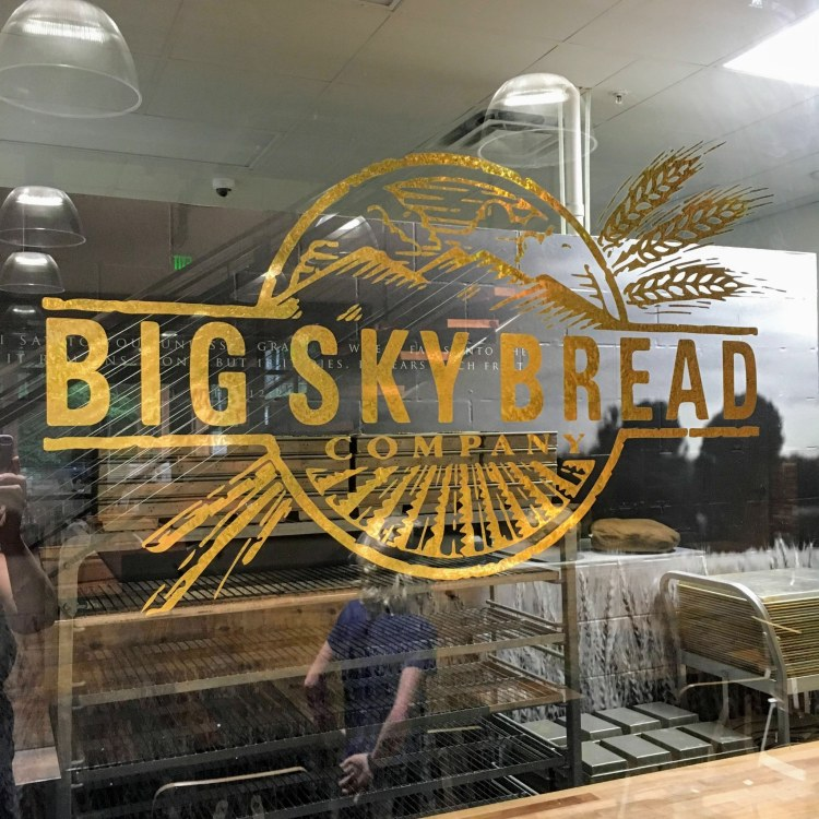 Big Sky Bread Company is by SmoothRock Cafe in Liberty Park.