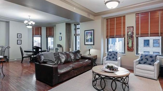 5 condos hot on the market in downtown Birmingham. Swoon!