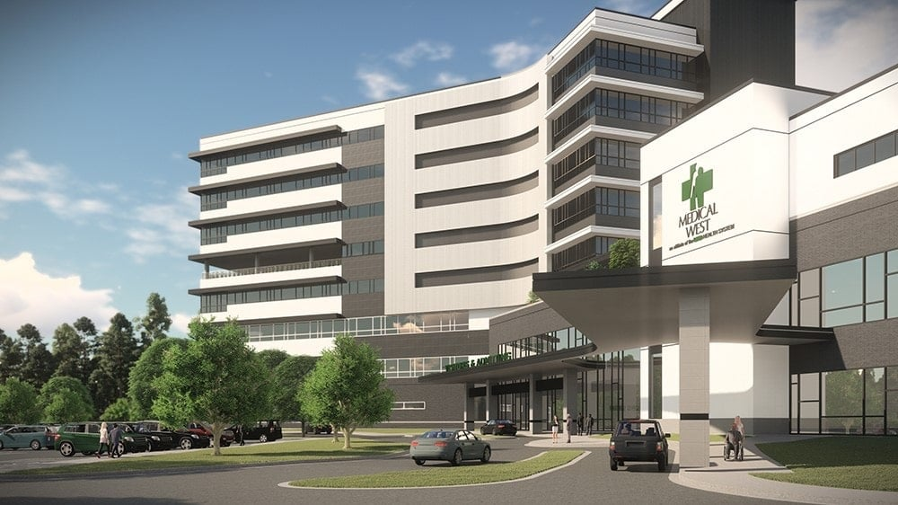 New hospital approved to be built in McCalla for southwest Jefferson County
