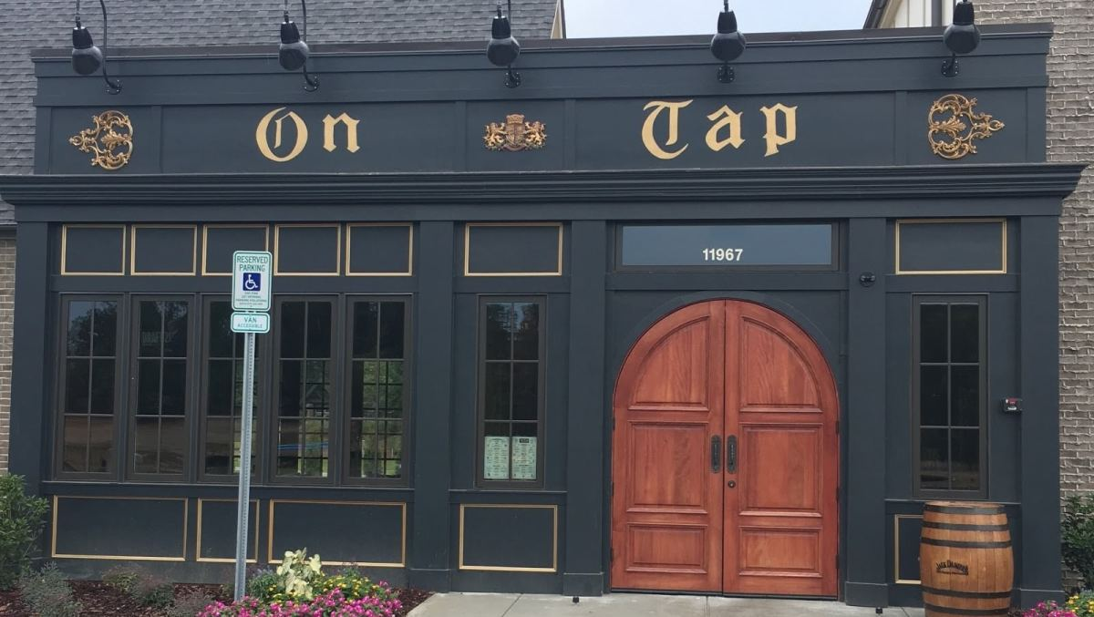Look what's opening at The Bray in Liberty Park, including On Tap Sports Cafe (and a 'secret speakeasy bar'. Shhh!)