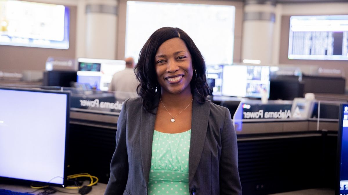 Shardra Scott, Alabama Power's Systems Operation Manager, on why she's pursuing an EMBA