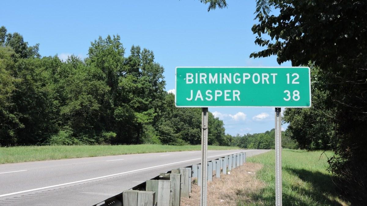 Birmingport, the secret port of Birmingham