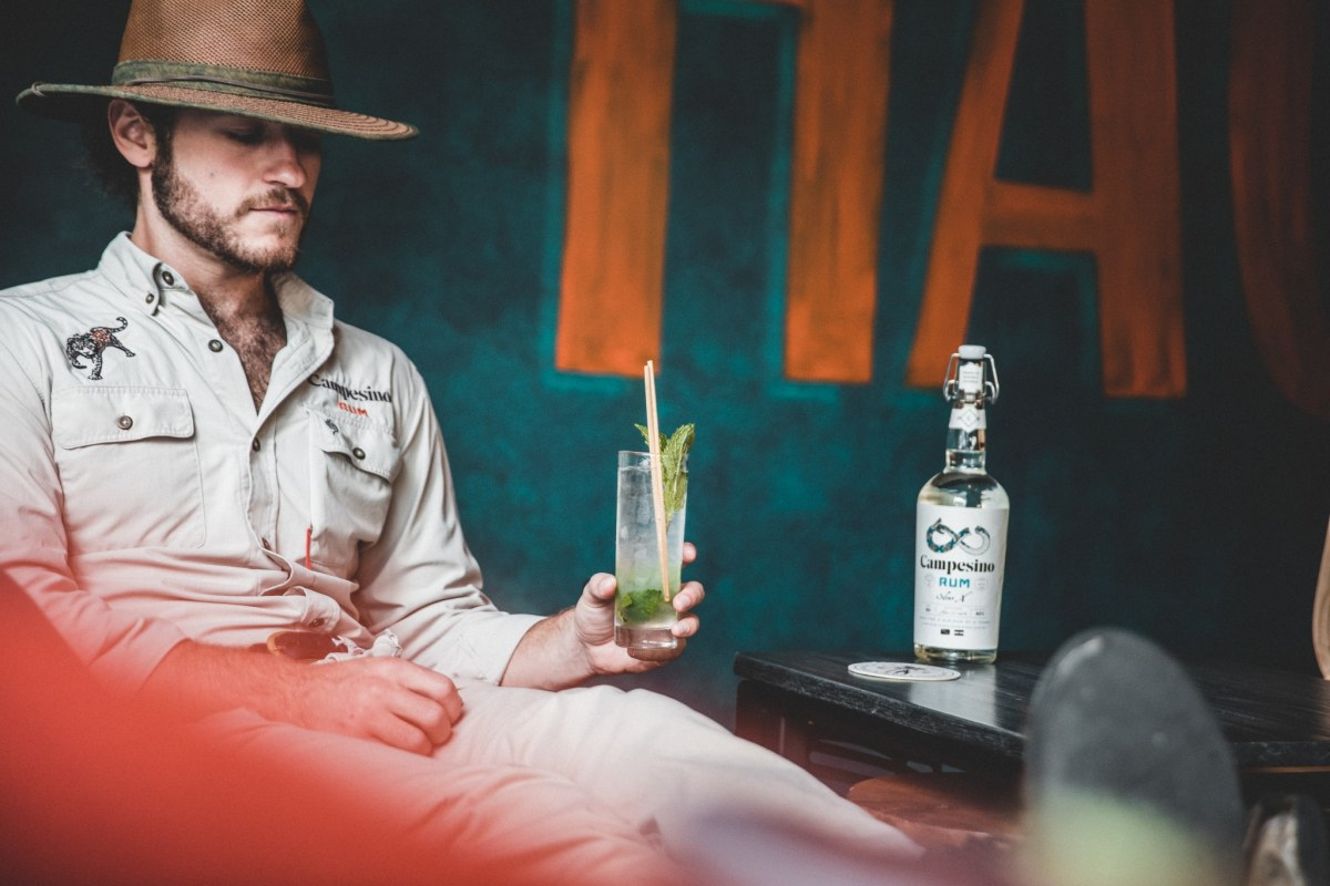 Birmingham's Hatton Smith launches Campesino Rum.  Follow our taste tour for local bars serving it now.