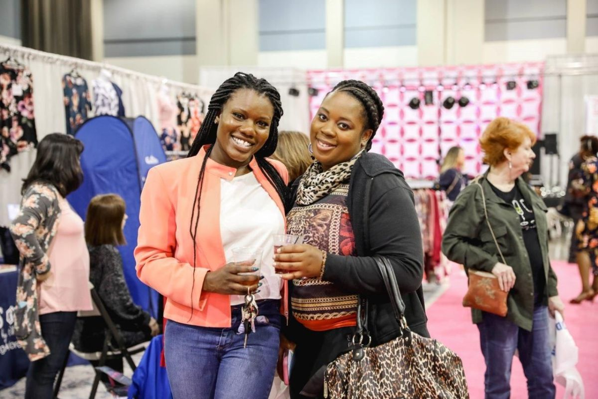 Shop, sample, share the fun! Southern Women's Show is happening Oct. 4-6, use code BHAMNOW for $4 off