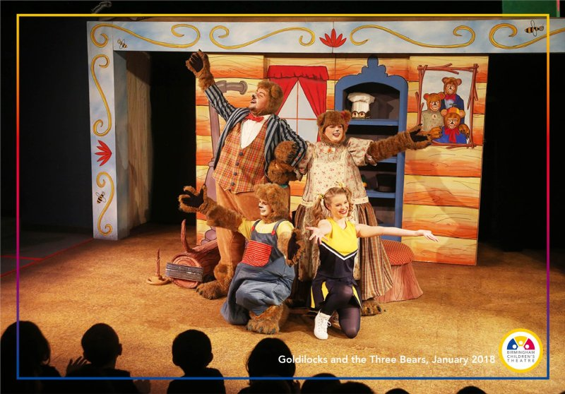 Birmingham Children's Theatre will go on even during the remodel.