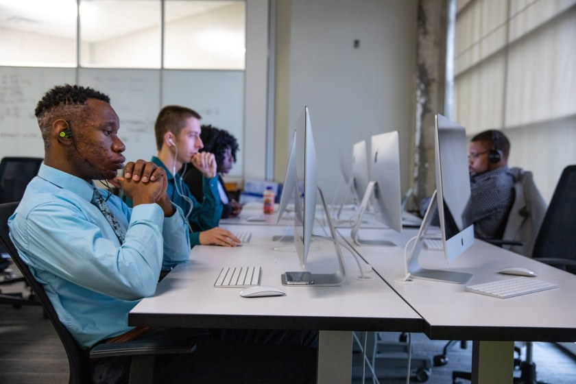 tech students innovate