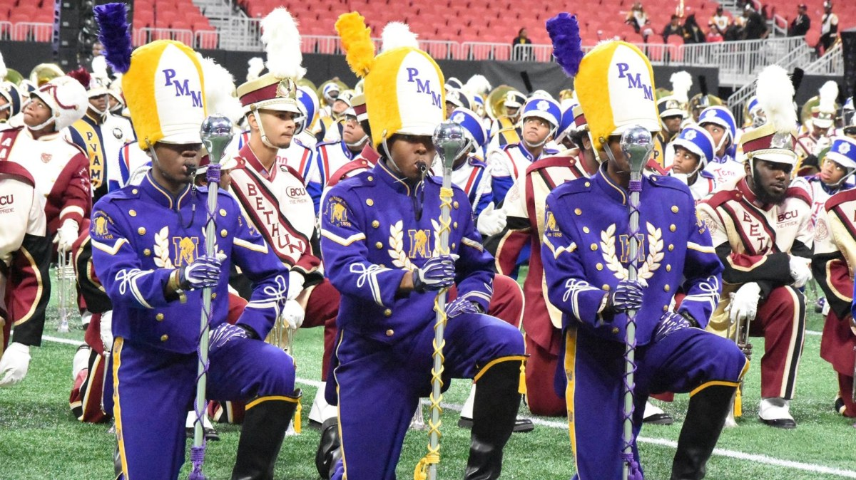Don't miss the Historic Battle for Birmingham with  HBC bands.  Sunday, Sept. 15th