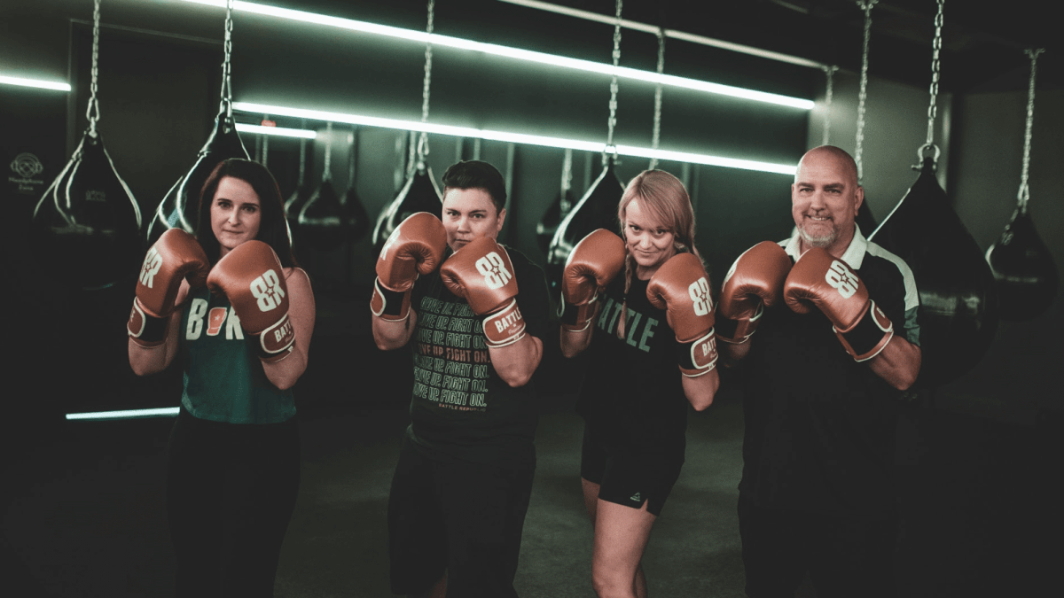 Meet Battle Republic's Golden Gloves winners and learn how you can join them