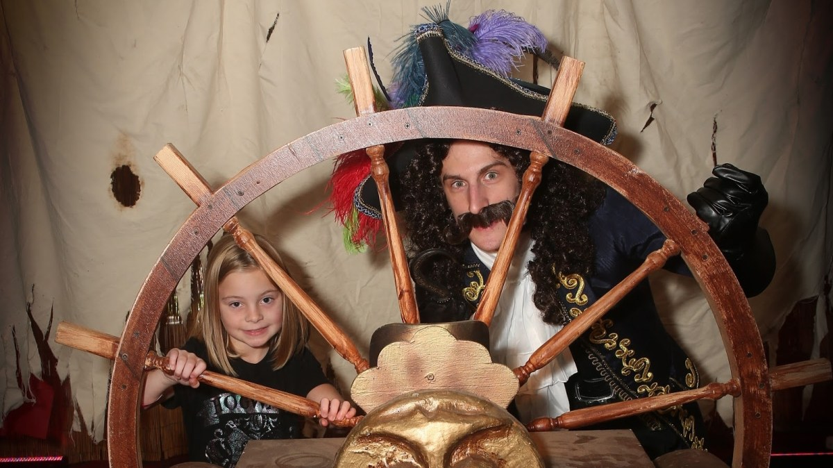 Dance with Peter Pan, win prizes and discover why it's great to never grow up on Sunday, October 6