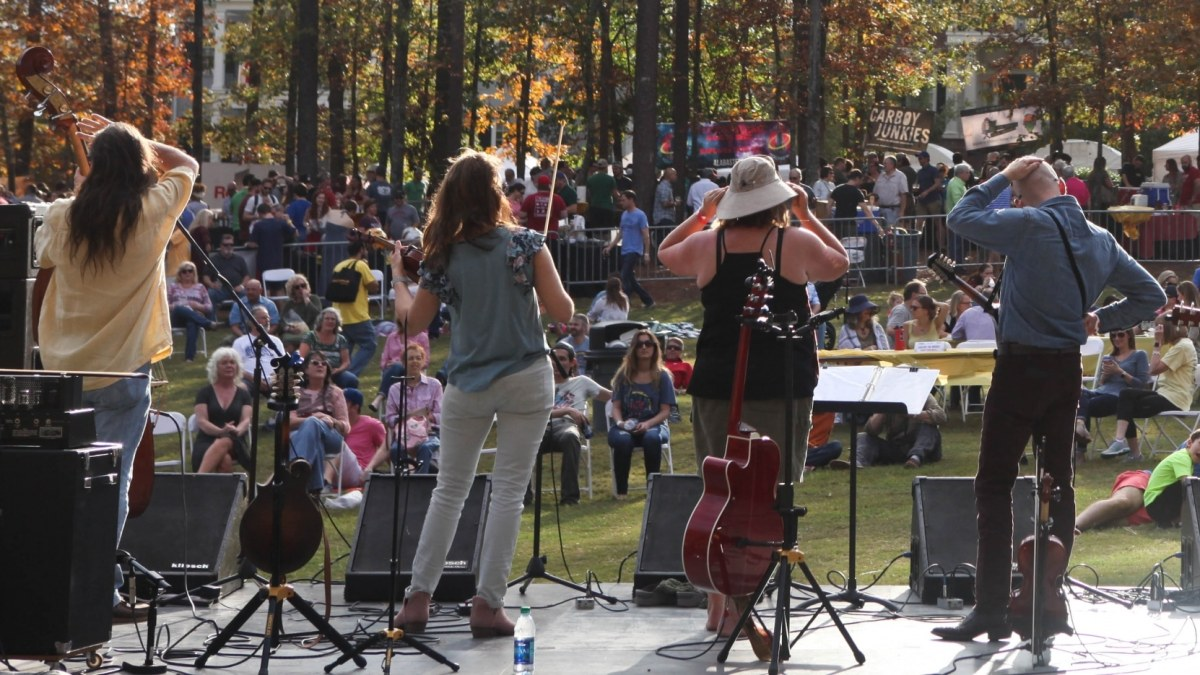 Get ready for another amazing Moss Rock Festival! Coming November 2-3 at The Preserve