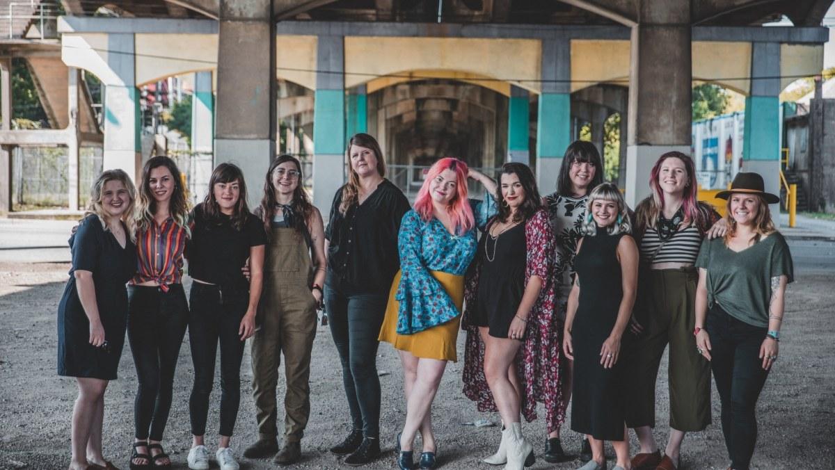 Moonstone Festival, a female focused music and arts fest, happening Nov. 16th at Sloss Docks. Win VIP tickets!