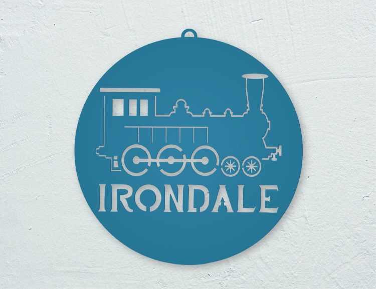 Birmingham, Irondale, ornament