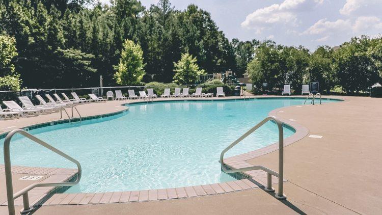 Pool at Hillsboro