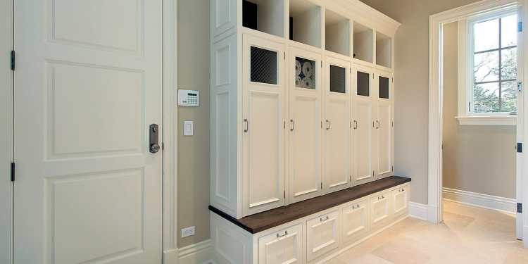Closets by Design can make just the right mudroom for your family's needs