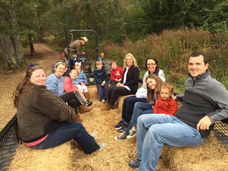 Birmingham, Oak Mountain State Park, festivals, fall festivals, hayrides