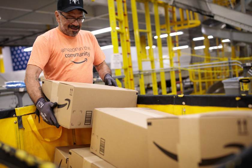 Amazon might be building a new facility in North Birmingham