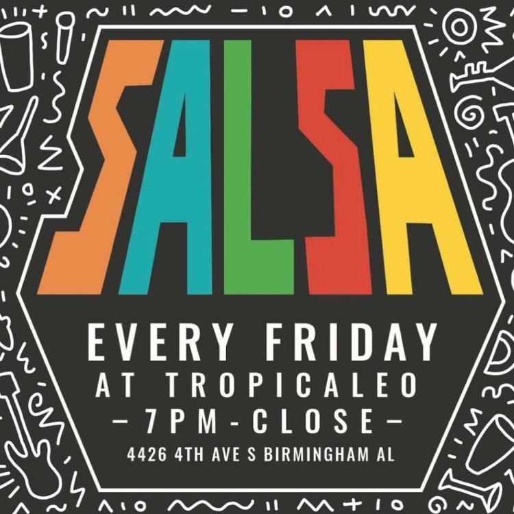 Salsa is a form of Latin dance in Birmingham