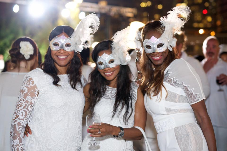 Here are 4 things you missed at the first Le Dîner en Blanc in Birmingham (PHOTOS)