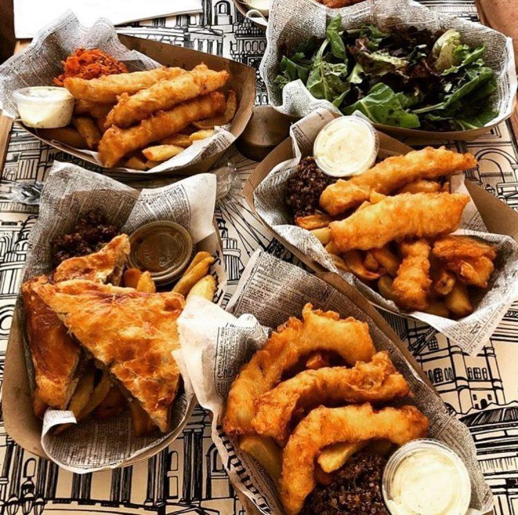 Birmingham, Little London Kitchen, Cahaba Brewing Co, food trucks, food festivals, food, Alabama Street Food Festival