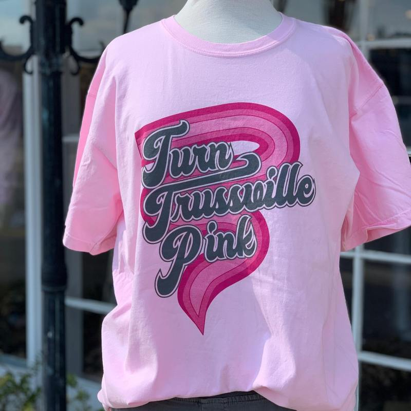 Birmingham, Trussville, Turn Trussville Pink