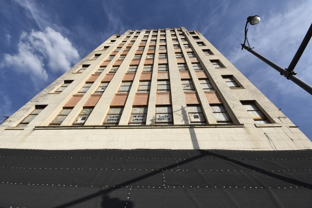 Ensley's Ramsay-McCormick Building is about to get some major TLC from the City of Birmingham.