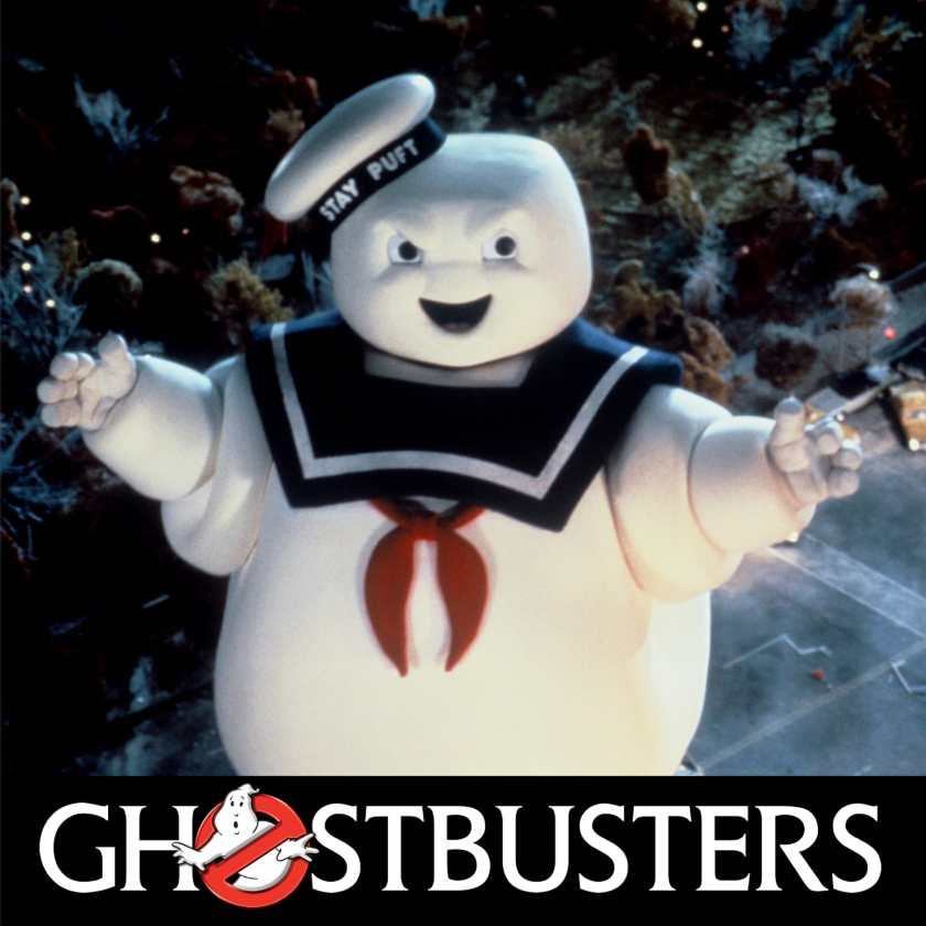 Ghostbusters graphic