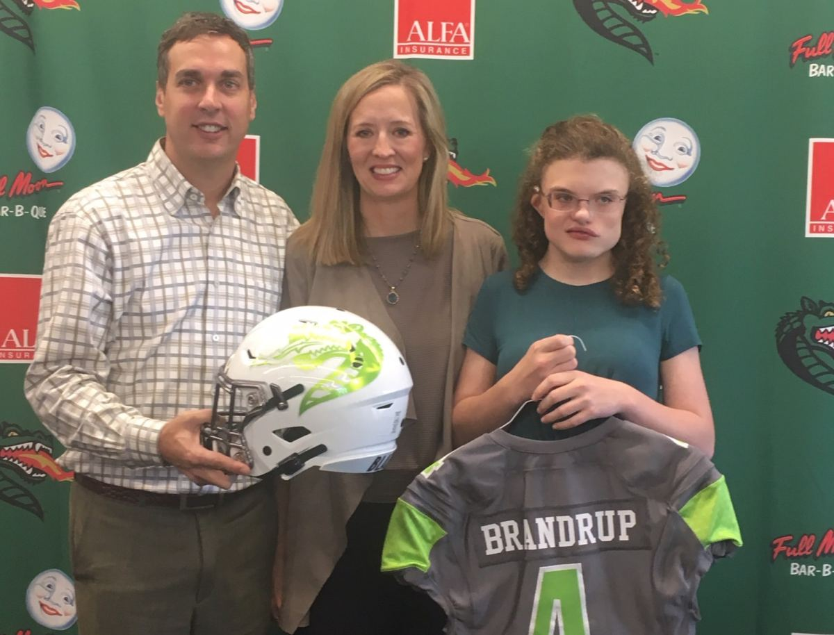 A special tradition: UAB Football players to wear Children's Harbor kids' names on their backs for homecoming