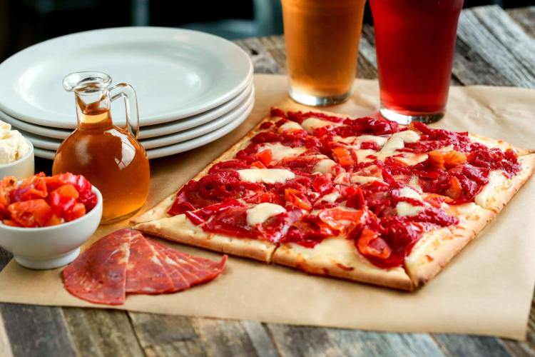 Birmingham, Pies and Pints, Pies and Pints Pizzeria, pizza, gluten free, gluten-free pizza