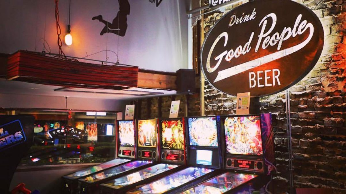 5 best places to play retro and modern arcade games in Birmingham