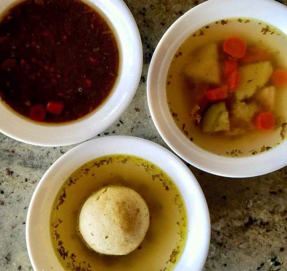 eli's jerusalem grill soup