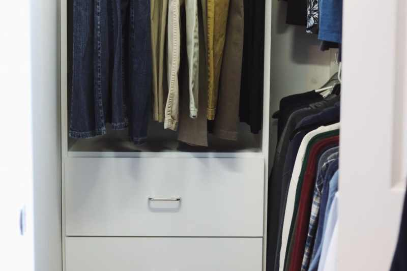 Closets by Design example