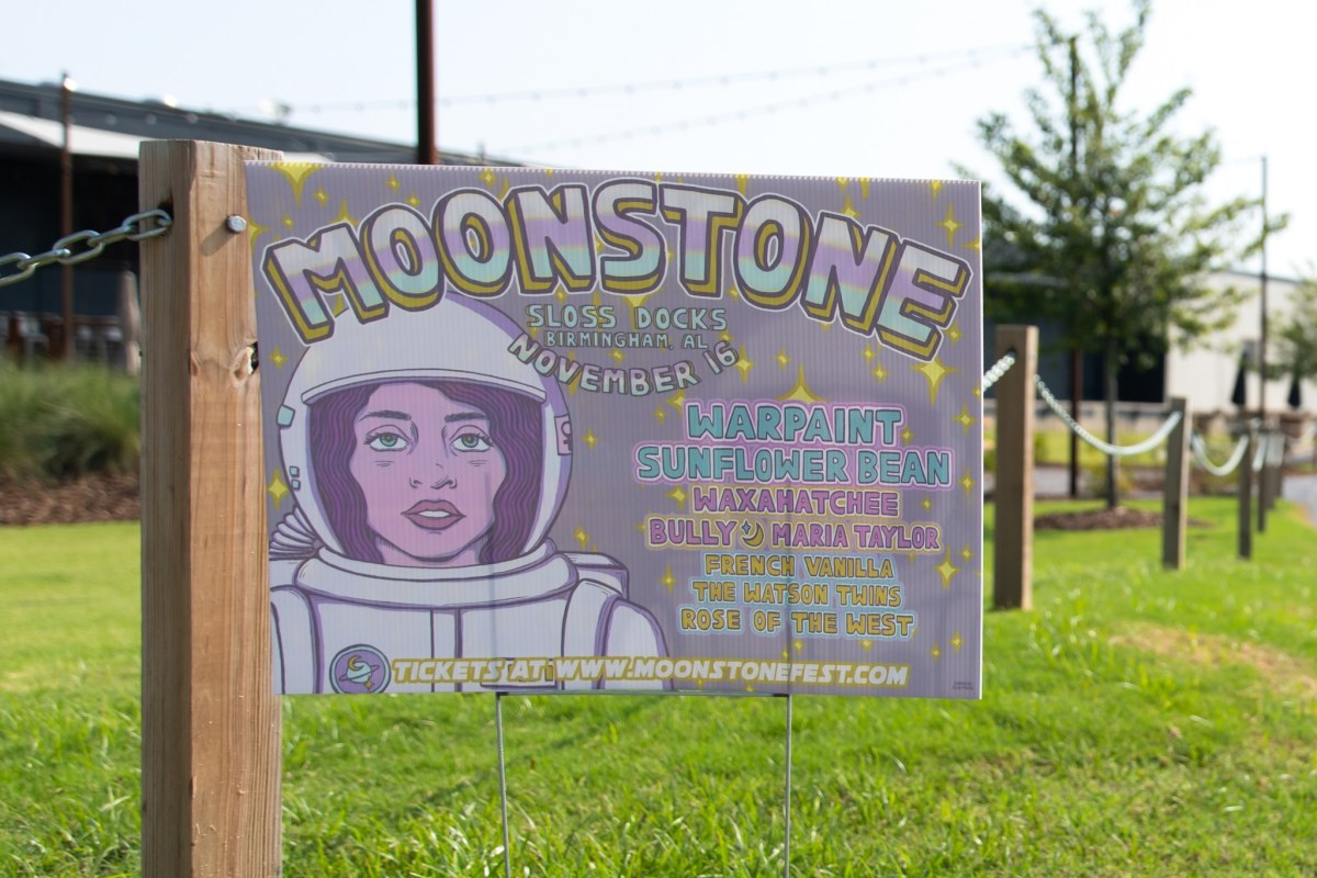 Your ultimate guide to Moonstone Music + Arts Festival happening Nov. 16 at Sloss Docks. Win tickets!