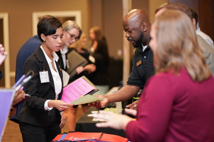Meet the Firms, a Grainger Center event
