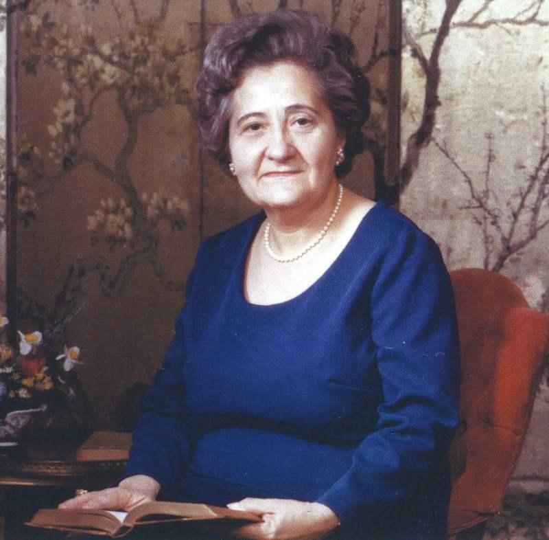 Nina Miglionico, influential Bham woman