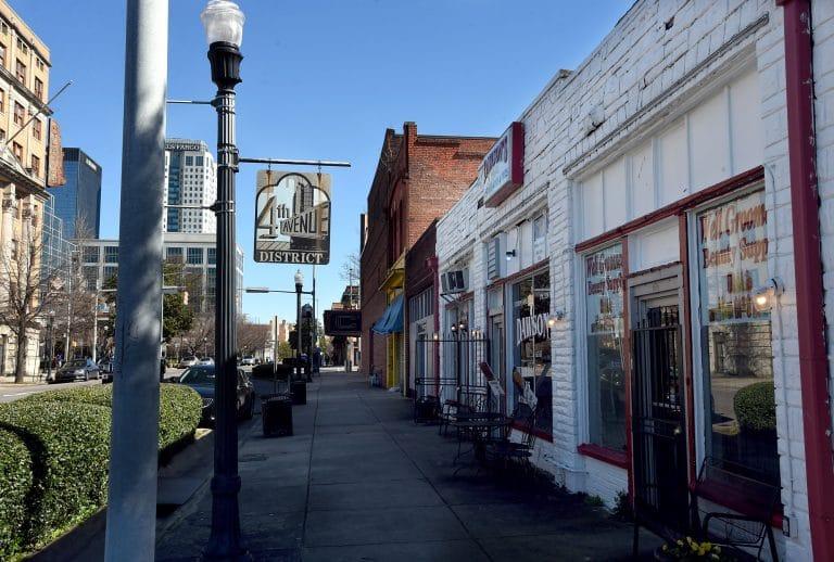 4th Avenue Business District