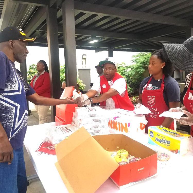 Birmingham, Salvation Army of Greater Birmingham, Birmingham Salvation Army, Salvation Army, donate, volunteer, food drives