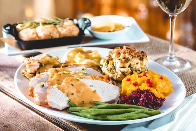 Birmingham, Seasons 52, Thanksgiving, Thanksgiving menu, Thanksgiving food