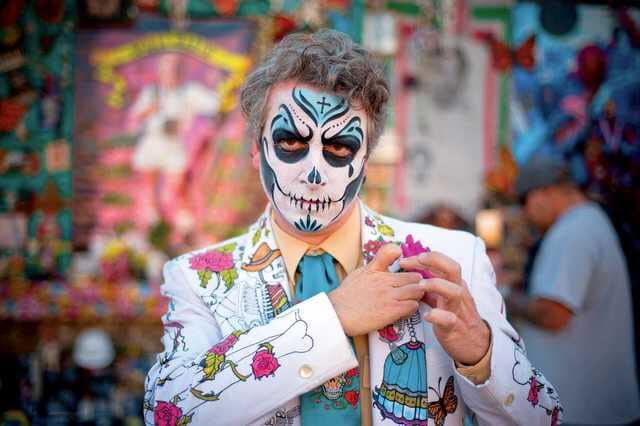 50 weekend events in Birmingham, November 1-3, including Dia de los Muertos and Christmas Village