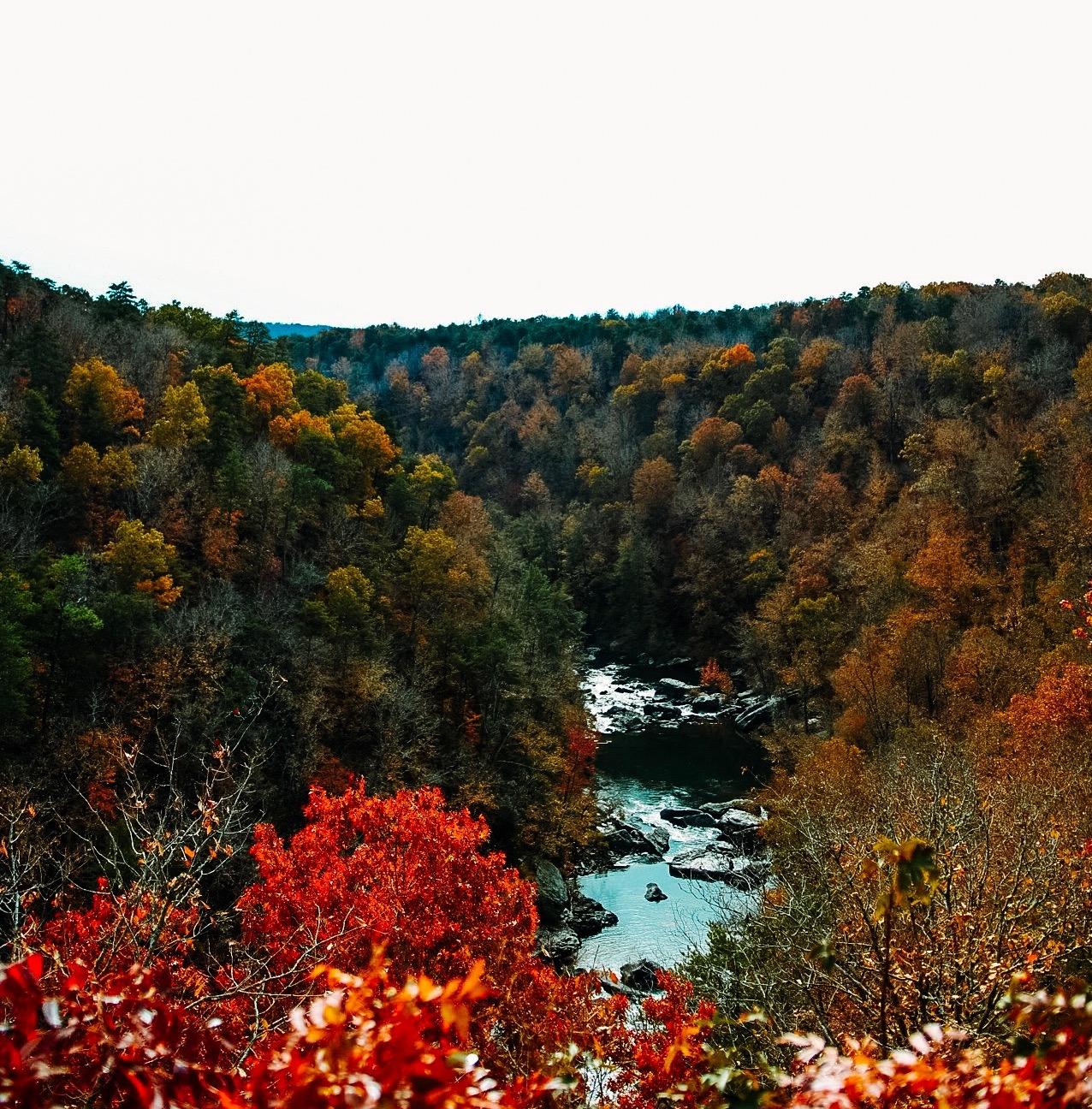 Birmingham, Little River Canyon