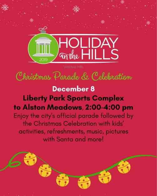 Christmas Linn Park 2020 Breakout the Santa hats! 22 Christmas parades and tree lighting