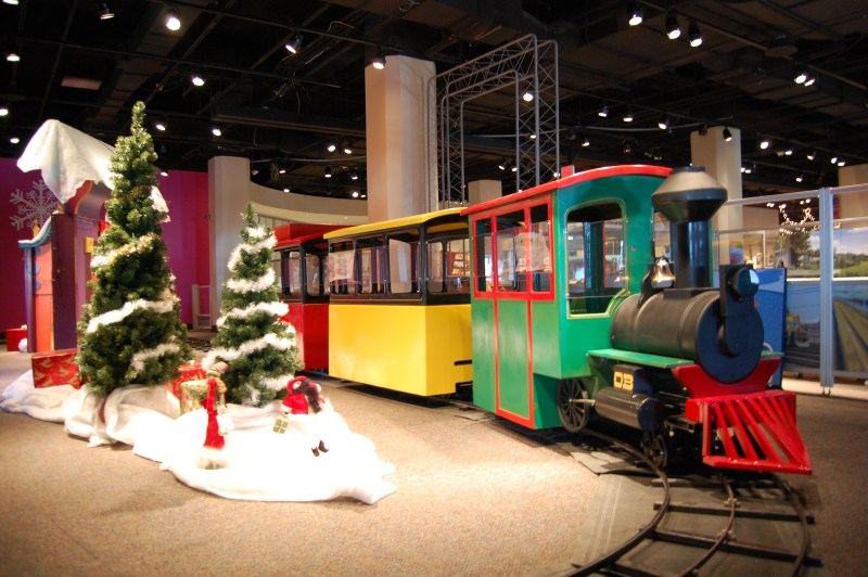 Birmingham, McWane Science Center, McWane Train