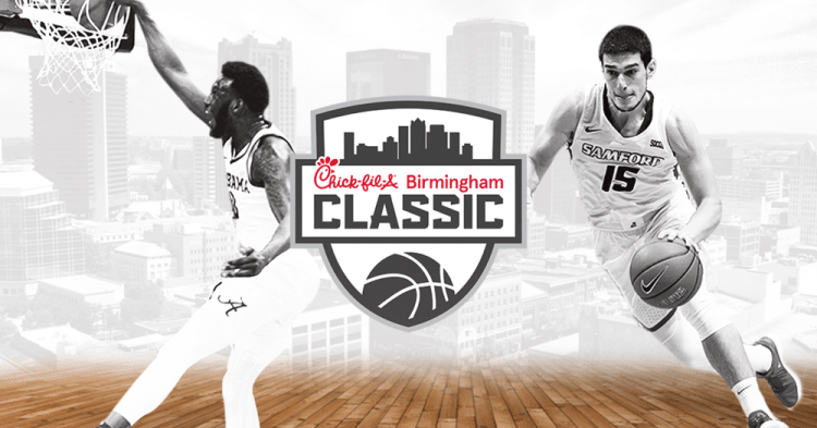 Chick-fil-A Birmingham Classic is another thing you can go to at The BJCC besides Trans Siberian Orchestra