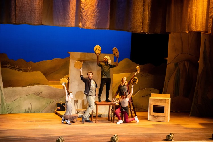 Birmingham, Birmingham Children's Theatre, A Year with Frog and Toad