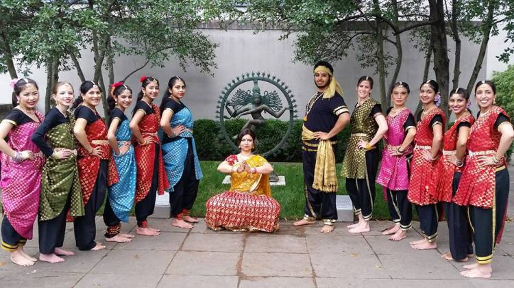 Indian Cultural Society at Birmingham Museum of Art is one of the Asian groups in Birmingham