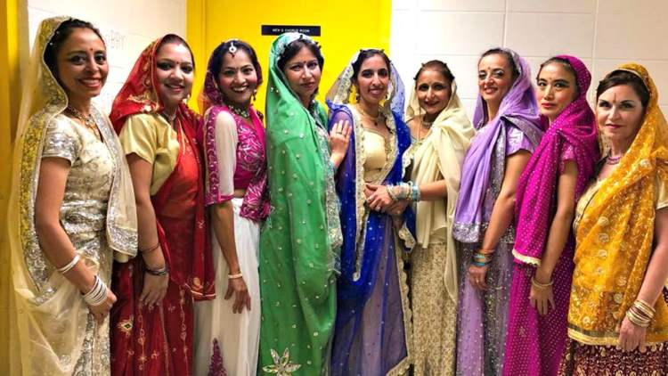 Notinee Indian Dance is one of the South Asian groups in Birmingham