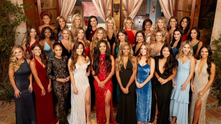 The women on this season of The Bachelor