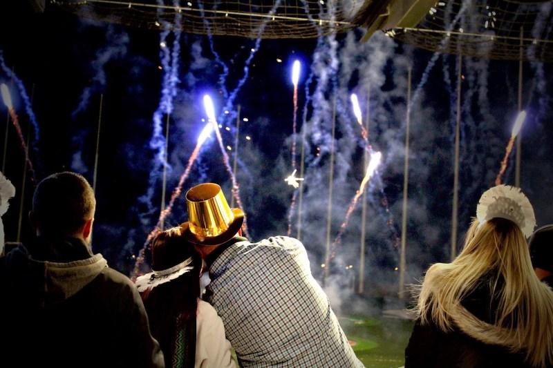 Birmingham, Topgolf Birmingham, Topgolf, New Years Eve, parties