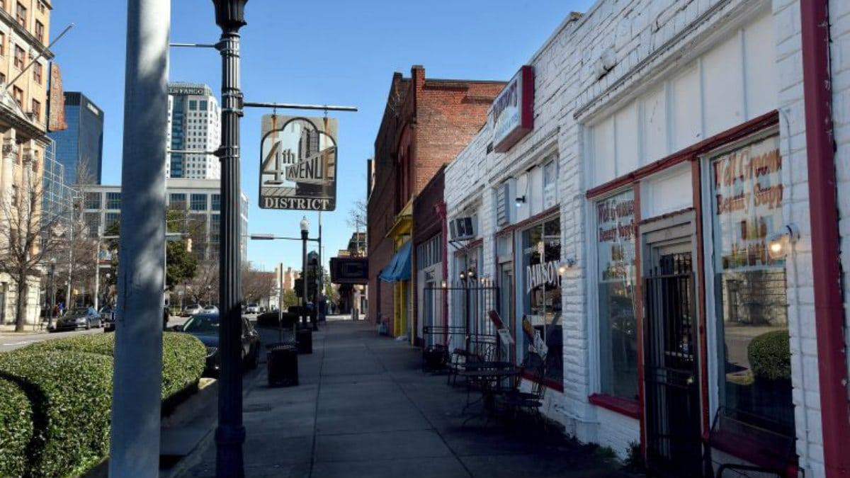 Historic 4th Avenue Business District