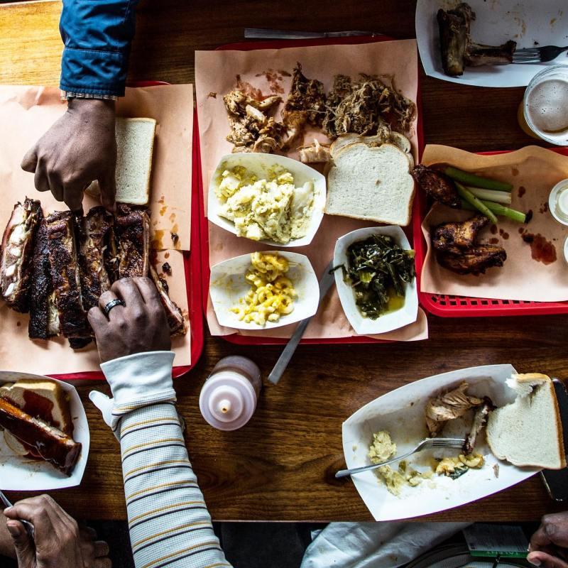 Birmingham, Trussville, Rodney Scott's BBQ