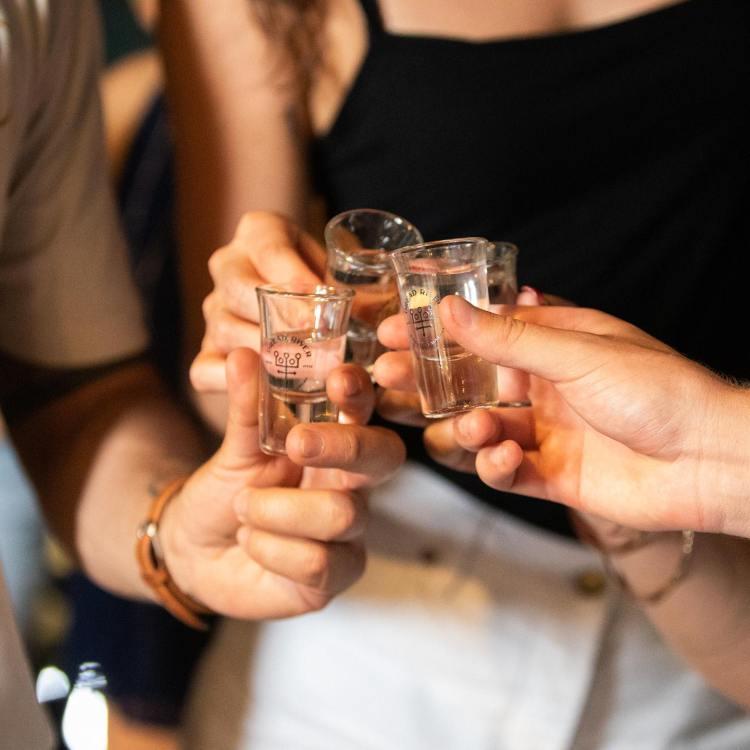 Birmingham, Dread River Distilling Co., New Year's Eve, New Year's Eve parties, 2020, distilleries